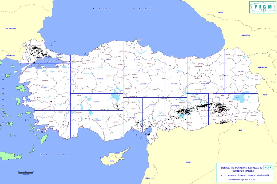 Turkey Natural Gas Consumption